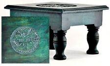 Greenman Altar Table Wiccan Altar Supply Ceremonial Spiritual