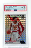 Cam Reddish 2019-20 Panini Mosaic Silver NBA Debut Rookie #271 RC PSA 10 Gem