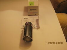 2005-2009 Chevy Equinox Pontiac Torrent Exhaust Tip Chrome with Rolled End OEM