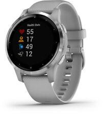 Garmin vivoactive 4S Grau/Silber GPS-Fitness-Smartwatch BRANDNEU