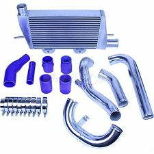 NEW REV9 08-11 MITSUBISHI EVO10 FRONT MOUNT INTERCOOLER KIT RALLIART LANCER 4B11
