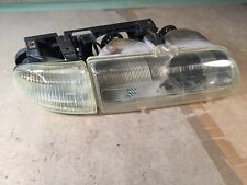 92-93 OEM Dodge Daytona RH Right Side Headlight Headlamp corner light assembly