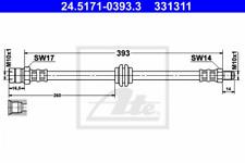 Bremsschlauch für Bremsanlage Vorderachse ATE 24.5171-0393.3