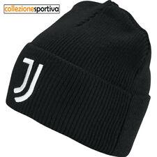 Juventus FC adidas Cappello invernale Beanie Woolie Tg Unisex 2020 21 Nero