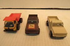 3 Tonka Trucks Pickup Truck Dump Truck 242 Toys