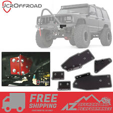 JCR Offroad Unibody Tie-In Kit w/ Steering Spacer for 84-01 Jeep Cherokee XJ