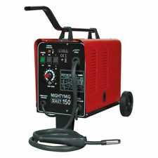Sealey MIGHTYMIG150 Professional Gas/No-Gas MIG Welder 150-Amp 230-Volt