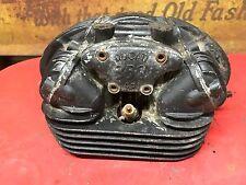 Ducati 350 Single  Engine Head  AHRMA  Vintage 250  450 Cylinder  Cam Valves