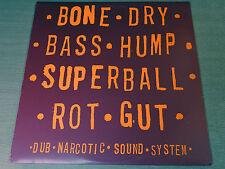 "EX-/EX- !! Dub Narcotic Sound System/Bone Dry/1996 K 12"" Single EP"