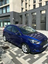 2017 17 Ford Ka Plus + 5 DOOR Zetec NEW SHAPE 1.2 petrol HATCHBACK, NOT A FIESTA