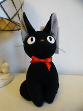 Studio Ghibli, Jiji,Kiki's Delivery Service, Anime 24cm plush toy, NEW