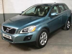 2010 VOLVO XC60 2.4 D5 205 AWD SE LUX * Htd.Elec.Memy.LEATHER * 1 Owner * XENONs