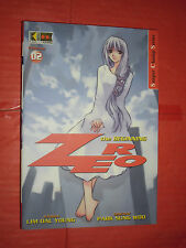 ZERO- the beginning - N°2- DI:LIM DAL YOUNG- MANGA FLASHBOOK- nuovo