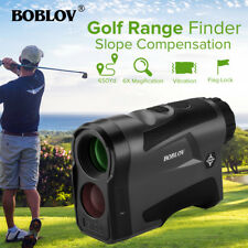 BOBLOV Golf Hunting Range Finder With Slope Compensation 650Yard Rangefinder