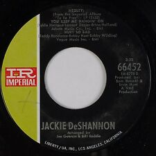 JACKIE DeSHANNON: Medley You Keep Me Hangin On USA IMPERIAL 45 VG++