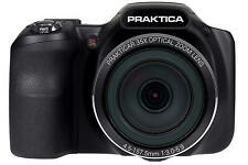 Praktica Luxmedia Z35 16MP Bridge Camera - Black   UK STOCK