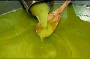 5 LITRI Olio extravergine di oliva biologico siciliano nuova molitura  2020