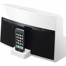 NEW PIONEER XW-NAV1-K HOME THEATER DOCK FOR IPOD & IPHONE (BLACK AND WHITE)