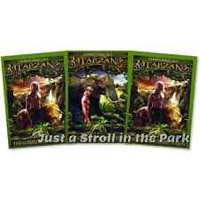 Tarzan: Complete 1990s Wolf Larson Series Seasons 1 2 3 Box / DVD Set(s) NEW!