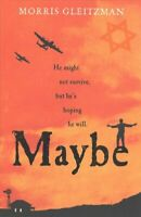 Maybe by Morris Gleitzman 9780141388656 | Brand New | Free UK Shipping