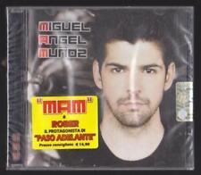 Miguel Angel Muñoz MAM Cd Sealed Sigillato