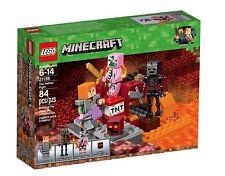 Lego Minecraft - The Nether Fight - 21139 - BNISB - AU Seller