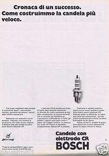 Publicité Advertising 106 1968 Bosch les bougies 2