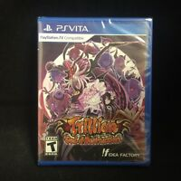 Trillion: God of Destruction (Sony PlayStation Vita) Brand New