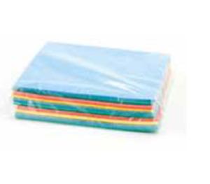 Super Absorbent Sponge Cloths - 4 x 10 Pack Floor Kitchen Window Wipes