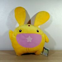 "Puyo Puyo Carbuncle Hyper Plush Doll Toy Compile SEGA Japan Anime Game TAG 13"""