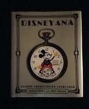Brand NEW Disneyana Classic Collectibles 1928-1958 Miniature by Gilman-Hardback