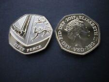 Royal Mint 2019 Royal Shield BU 50p Coin - Brilliant Uncirculated