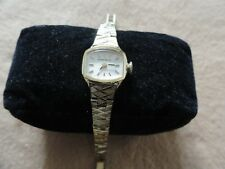 Vintage Swiss Made Mechanical Wind Up Caravelle Ladies Watch