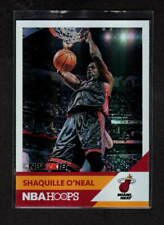 SHAQUILLE O'NEAL 2017-18 HOOPS NBA2K18 CARD MIAMI HEAT