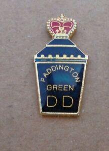 Metropolitan Police PADDINGTON GREEN tie tac pin badge