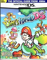 Yoshi's Island DS Nintendo Official Players Strategy Guide - Nintendo Power