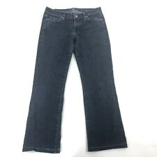 Seven 7 For All Mankind Women's Jeans Boot Cut Blue Denim ReaD Size 27 x 26