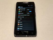 Motorola Droid RAZR MAXX XT912 16GB Black Verizon Android Smartphone/Cell Phone