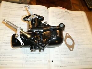 1929 1930 1931 rebuilt zenith-1 model a ford carburetor
