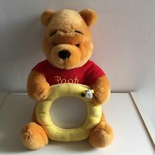 Peluche Cadre Photo Winnie L'ourson The Pooh Disney Store