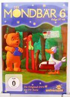 Der Mondbär + DVD + 8 tolle Folgen + Original zur TV-Serie + Deutsch & Englisch