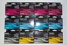 12 EPSON R200 R220 R300 R320 R340 COMPATIBLE INK CARTRIDGES