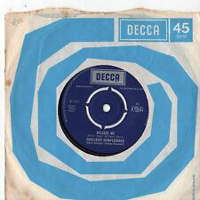 """Engelbert Humperdinck - Release Me 7"""" Single 1967"""