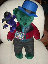 North American Bear Company 20' Vib bear 'Bearb Cratchit & Tiny Ted""