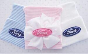 NEW Newborn Ford  Hospital Hats