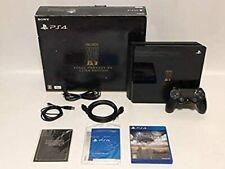 PS4 Playstation 4 Pro FINAL FANTASY XV LUNA EDITION Used