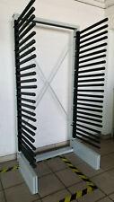 Windschutzscheibenregal, Scheibenregal, Windschutzscheibenständer