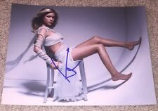 KRISTIN CAVALLARI CUTLER SIGNED AUTOGRAPH THE HILLS 8x10 PHOTO B w/PROOF