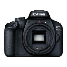 Cámara SLR Canon EOS 4000D 18.0MP Digital cuerpo
