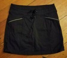 Amazing Black Athletic Skort W/Pockets By Athleta!! Size XS!!